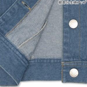 SALE50%OFF アウトレット PINKHUNT デニム ジャケット キッズ ジュニア ライトアウター ベビードール 子供服-0721K