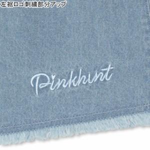 SS_SALE60%OFF PINKHUNT キャミワンピース キッズ ジュニア ベビードール 子供服-0734K