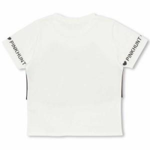 SS_SALE30%OFF PINKHUNT ビスチェ付きTシャツ キッズ ジュニア ベビードール 子供服-0736K
