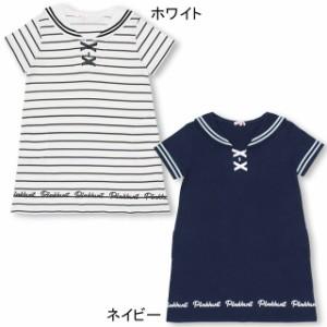 7/20〜SS_SALE50%OFF PINKHUNT セーラーワンピース キッズ ジュニア ベビードール 子供服-0747K
