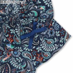 SS_SALE50%OFF PINKHUNT ペイズリー柄Tシャツ キッズ ジュニア ベビードール 子供服-0751K