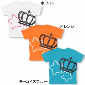 SS_SALE50%OFF スターラクガキ Tシャツ ベビーサイズ キッズ ベビードール 子供服 -0867K