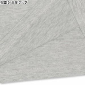 7/30NEW PINKHUNT 衿つき ロンT 0910K ベビードール 子供服 キッズ ジュニア 女の子 小学生 中学生 グレー ホワイト ガールズ
