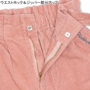 NEW PINKHUNT コーデュロイ ロングパンツ 0916K ベビードール BABYDOLL 子供服 キッズ ジュニア 女の子