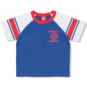 SS_SALE60%OFF 袖ライン Tシャツ ベビーサイズ キッズ ベビードール 子供服 -1133K