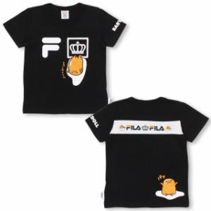 NEW サンリオ FILA ぐでたま Tシャツ ベビーサイズ キッズ ベビードール BABYDOLL 子供服 -1210K