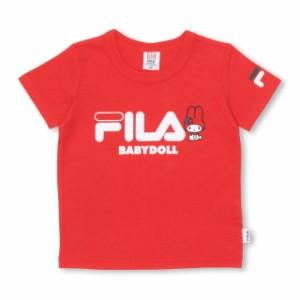 NEW サンリオ FILA マイメロディ Tシャツ ベビーサイズ キッズ ベビードール BABYDOLL 子供服 -1215K
