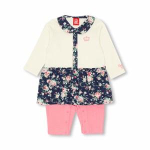 NEW ギフトセット 1445B ベビードール BABYDOLL 子供服 ベビー服 ベビーサイズ 女の子 出産祝い 誕生日 プレゼント ボーダー 【BD】