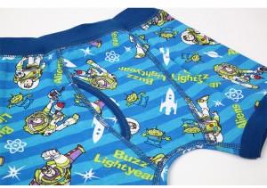 ◆ディズニー スヌーピー 子供用 インナーパンツ 2枚組 インナーパンツ キッズ パンツ 下着 ショーツ 綿  100cm/110cm/120cm/130cm