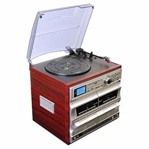 Bearmax MA-811 [マルチオーディオ・レコードプレーヤー・ラジオ]