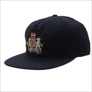 (新品)Bianca Chandon(ビアンカシャンドン) Vintage Applique Hat 4 (キャップ) BLACK 420-000055-011x(ヘッドウェア)