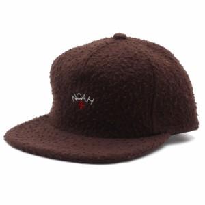 新品 NOAH (ノア) WOOL TEDDY HAT [スナップバックキャップキャップ] BROWN 420-000034-016