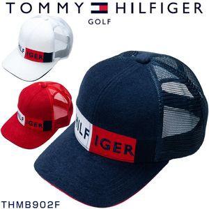 1505a4aa159 トミーヒルフィガー ゴルフ キャップ メッシュキャップ THMB902F