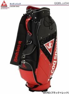 ルコック ゴルフ メンズ 軽量 キャディバッグ QQBLJJ04