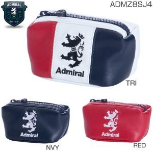 アドミラル ゴルフ 合皮 ミニポーチ ADMZ8SJ4