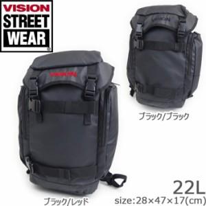b8280c374ee4 vision street wear リュック 大容量 メンズ ヴィジョン ストリート ウエア 9168 リュックサック バックパック 通学