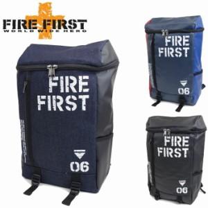 738aa5d7f252 ファイヤーファースト FIRE FIRST リュック メンズ レディース BK/AST/DM 9180 リュックサック デイパック