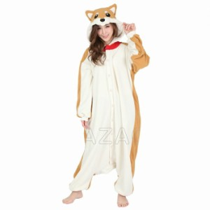 fdee8895ea9568 ハロウィン 衣装 着ぐるみ 大人用 フリース 動物 イヌ 柴犬 シバイヌ 2868 仮装 コスプレ コスチューム ハロウィン 衣