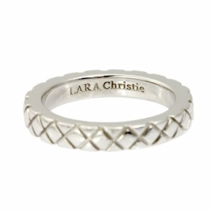 LARA Christie ララクリスティー スノーブラスト リング レディース ブランド 送料無料 誕生日プレゼント ギフト