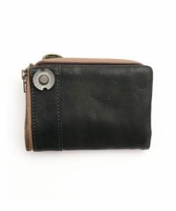 ee20db60cce8 財布 メンズ レディース 二つ折り財布 ターコイズ ターコイズブルー 二つ折り 本革 羊革 ラムレザー