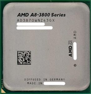 """""""【中古】AMD★A8-Series APUs A8-3870K★Socket FM1★AD3870WNZ43GX★【即納】≪CPU バルク≫"""""""