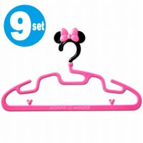ティーンズハンガー ミニーマウス 9本セット ( レデイースハンガー )