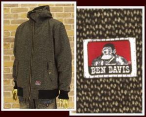 ベンデイビス DUCK ダック ワークウェアー メンズ BEN DAVIS 【KE-3780028-01ワ-】