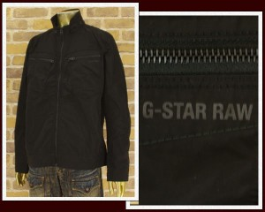 """""""ジースターロウ Safari掲載ブランド ARC ZIP SLIM 3D JKTナイロンジャケット メンズ G-STAR RAW 【82610D.4077.990】"""""""