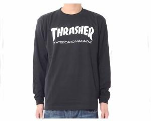スラッシャー MAG LOGO マグロゴをフロントへ落とし込んだ定番 Tシャツ メンズ THRASHER 【TH8301 MAG LOGO】