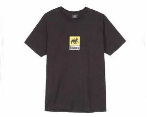 ステューシー LEONE TEE Old Stussyで御馴染のライオンロゴを採用 ジャーライオン Tシャツ メンズ STUSSY 【1904303 レオン】
