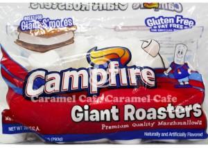 【Campfire】ジャイアントロースター ビッグサイズマシュマロ 793gバーベキューBBQジャイアントサイズマシュマロ
