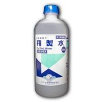 【第3類医薬品】 日本薬局方 小堺製薬 精製水 500ml  4987371129515