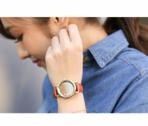 ラメフェイスレザー調ウォッチ レディース 腕時計 オフィス OL 仕事 通勤 アナログ フェイクレザー 小物 アクセサリ