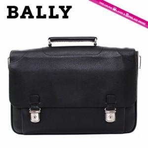 バリー ビジネスバッグ BALLY 6184502 BRIEF CASE MARANTO/100 CALF GRAINED BLACK ブラック メンズ 革 カーフレザー ブランド ファッシ