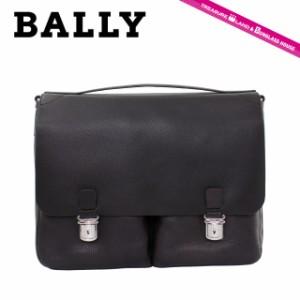 バリー ビジネスバッグ BALLY 6178833 MESSENGER BAG CASUAL MENFO-MD/601 CHOCLATE ブラウン メンズ 革 カーフレザー ブランド ファッシ