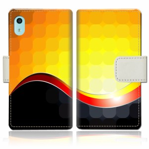 au Qua Phone QZ KYV44 手帳型 ケース quaphone qz kyv44 カバー【CCドットデザイン】