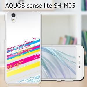 AQUOS sense lite SH-M05TPUケース/カバー 【Going! TPUソフトカバー】 スマートフォンカバー・ジャケット