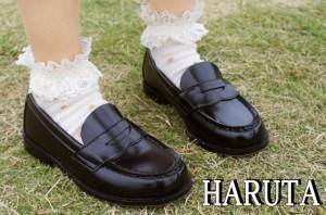 送料無料 HARUTA KIDS 4814 クロ / ハルタ キッズ フォーマル キッズ&ジュニア BLACK //【YDKG-m】