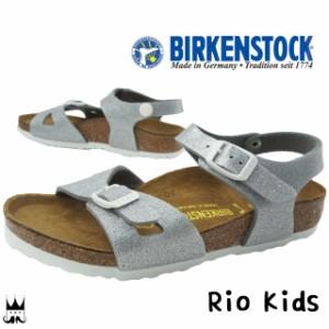 b27548192d187 ビルケンシュトック BIRKENSTOCK リオ キッズ 女の子 子供靴 キッズ ジュニア サンダル Rio Kids カジュアル コンフォート