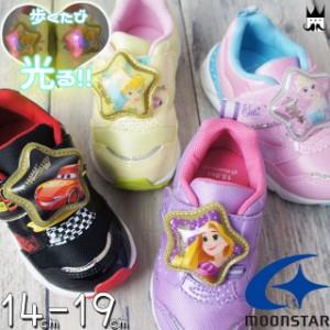61b13c83d42b3 ディズニー Disney ベビー キッズ 光る靴 DN C1203 男の子 女の子 ライトアップスニーカー ラプンツェル アナと