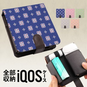 iQOS アイコス 専用 カバー 合皮 レザー ケース クリーナー ホルダー付 ヒートスティック 収納 ori_pitem875