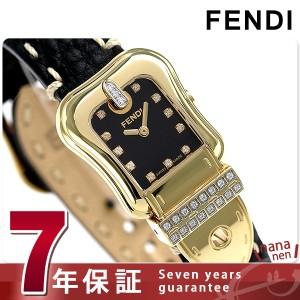 """""""フェンディ Bフェンディ 20mm レディース 腕時計 F384211DDC FENDI ブラック"""""""
