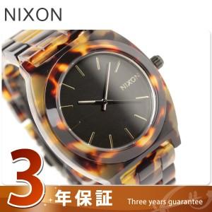 ニクソン 腕時計 nixon タイムテラー アセテート A327646 トートイズの画像