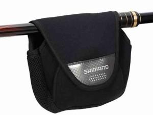 シマノ/SHIMANO PC-031L リールガード(スピニング用) ●Sサイズ:#2000-C3000 カラー:ブラック