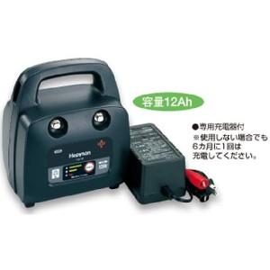 ハピソン/Hapyson  YQ-118 中・小型電動リール用充電式 12Ahバッテリーパック