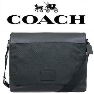 c2fcc72d80d8 【送料無料】F38741 QB/BK コーチ COACH ブラック バッグ ショルダーバッグ ナイロン キャンバス