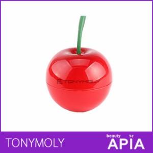 """TONYMOLY (トニーモリー) - ミニベリー リップバーム (SPF 15,PA+ / チェリー) 韓国コスメ"""