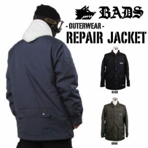 """""""[現品限り特別価格] BADS REPAIR JACKET ウェア バダス スノーボードウェア JACKET ジャケット[旧]"""""""