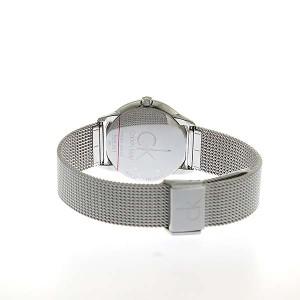 腕時計 レディース カルバンクライン CALVIN KLEIN クオーツ K3M22124 グレー