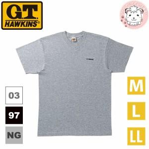 グンゼ G.T.HAWKINS ホーキンス VネックTシャツ  M L LL